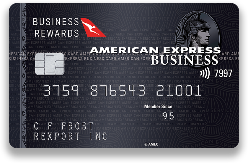 Qantas American Express Business Rewards Card